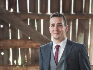 Jacob and Hannah's Wedding in Port Huron, Michigan 12