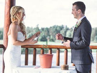 Jacob and Hannah's Wedding in Port Huron, Michigan 21
