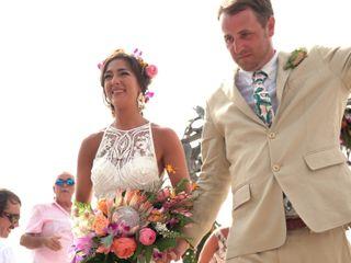 The wedding of A J and Sarina 2