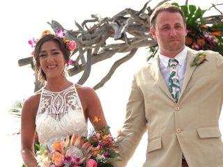 The wedding of A J and Sarina 3