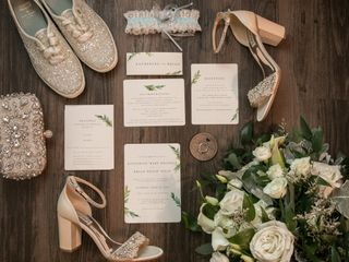 The wedding of Katherine and Brian 1