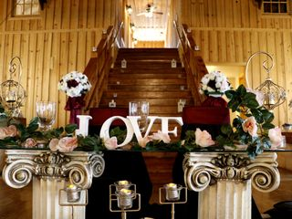 The wedding of Aaron and Cinthya 1
