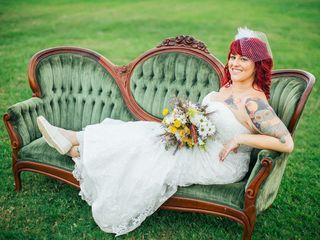 Melissa and Jonathon's Wedding in Plant City, Florida 8