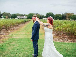 Melissa and Jonathon's Wedding in Plant City, Florida 11