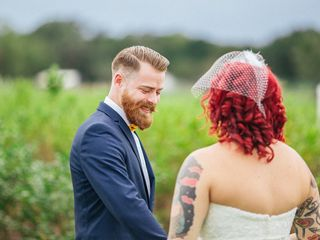 Melissa and Jonathon's Wedding in Plant City, Florida 12