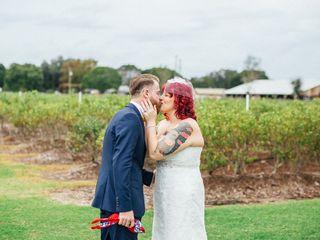 Melissa and Jonathon's Wedding in Plant City, Florida 13
