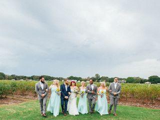 Melissa and Jonathon's Wedding in Plant City, Florida 15