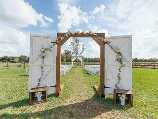 Melissa and Jonathon's Wedding in Plant City, Florida 17