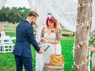 Melissa and Jonathon's Wedding in Plant City, Florida 20