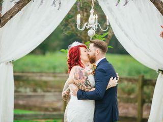 Melissa and Jonathon's Wedding in Plant City, Florida 21