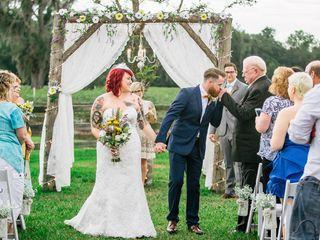 Melissa and Jonathon's Wedding in Plant City, Florida 22