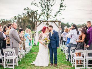 Melissa and Jonathon's Wedding in Plant City, Florida 23