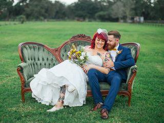 Melissa and Jonathon's Wedding in Plant City, Florida 24