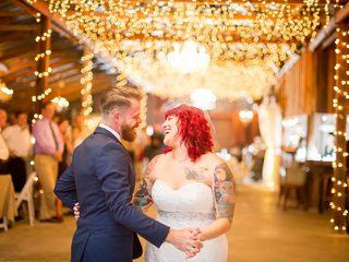 Melissa and Jonathon's Wedding in Plant City, Florida 30