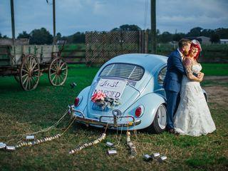 Melissa and Jonathon's Wedding in Plant City, Florida 31