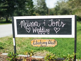 Melissa and Jonathon's Wedding in Plant City, Florida 16