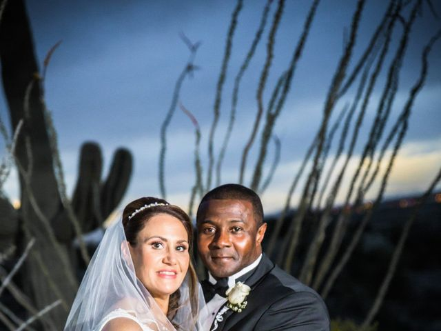 Eugene and Stephanie's Wedding in Tucson, Arizona 1