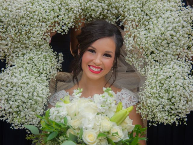 Taylor and Christopher's Wedding in Magnolia, Texas 4