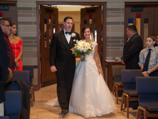 Taylor and Christopher's Wedding in Magnolia, Texas 7