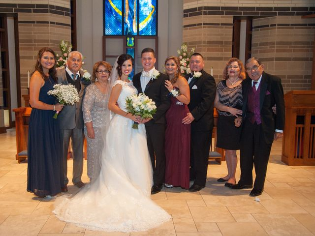 Taylor and Christopher's Wedding in Magnolia, Texas 15