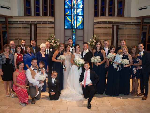 Taylor and Christopher's Wedding in Magnolia, Texas 16