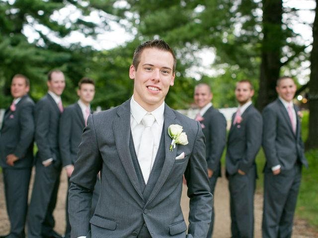 Shane and Ali's Wedding in Cottage Grove, Minnesota 16
