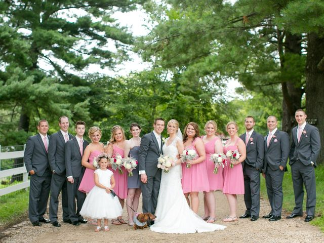 Shane and Ali's Wedding in Cottage Grove, Minnesota 17