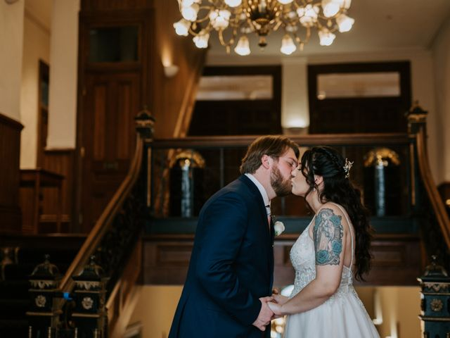 Mitch and Delaney's Wedding in Wilmington, North Carolina 2