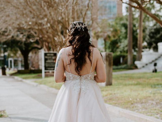 Mitch and Delaney's Wedding in Wilmington, North Carolina 4