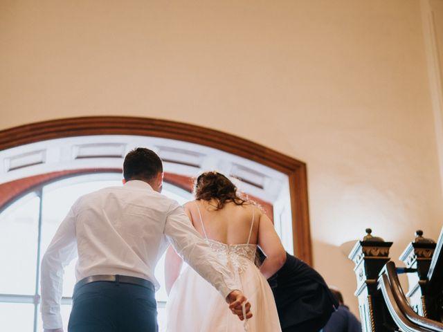 Mitch and Delaney's Wedding in Wilmington, North Carolina 6