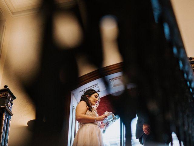 Mitch and Delaney's Wedding in Wilmington, North Carolina 7