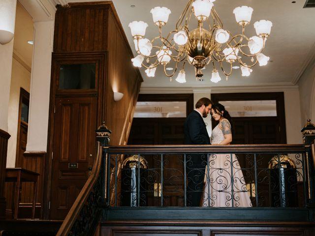 Mitch and Delaney's Wedding in Wilmington, North Carolina 8