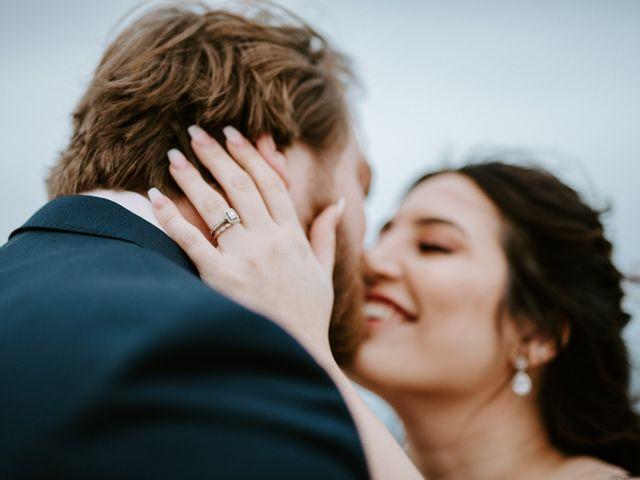 Mitch and Delaney's Wedding in Wilmington, North Carolina 1