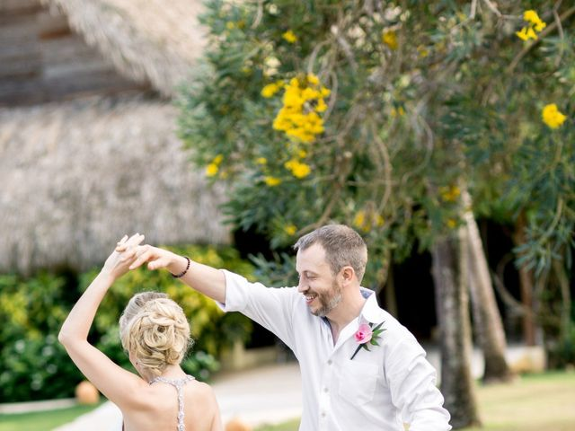 Merick and Autumn's Wedding in Punta Cana, Dominican Republic 26