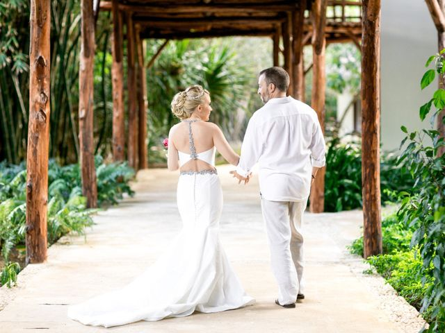 Merick and Autumn's Wedding in Punta Cana, Dominican Republic 29