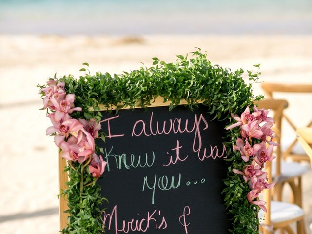 Merick and Autumn's Wedding in Punta Cana, Dominican Republic 30