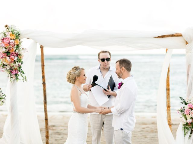 Merick and Autumn's Wedding in Punta Cana, Dominican Republic 35