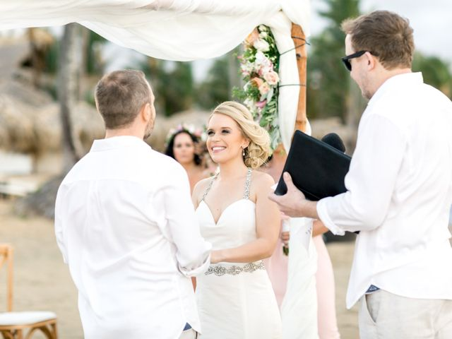 Merick and Autumn's Wedding in Punta Cana, Dominican Republic 40