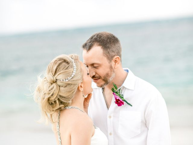Merick and Autumn's Wedding in Punta Cana, Dominican Republic 46