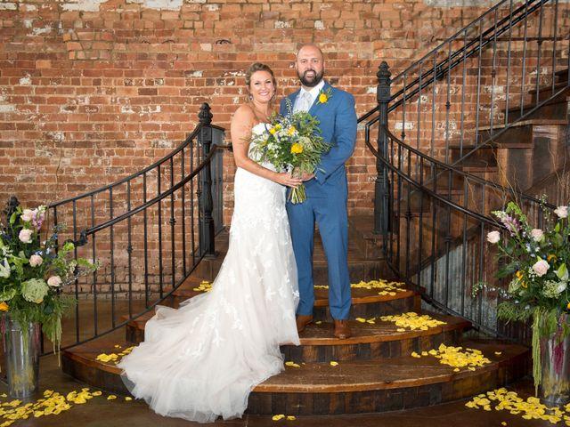 Zeke and Lindsey's Wedding in Greenville, South Carolina 3