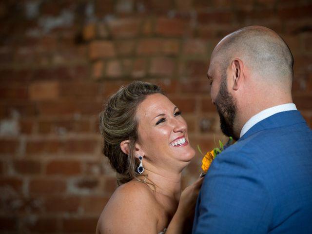 Zeke and Lindsey's Wedding in Greenville, South Carolina 4
