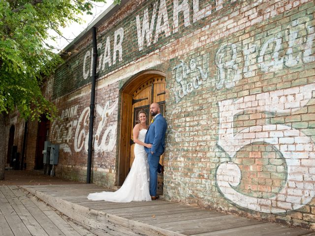 Zeke and Lindsey's Wedding in Greenville, South Carolina 6