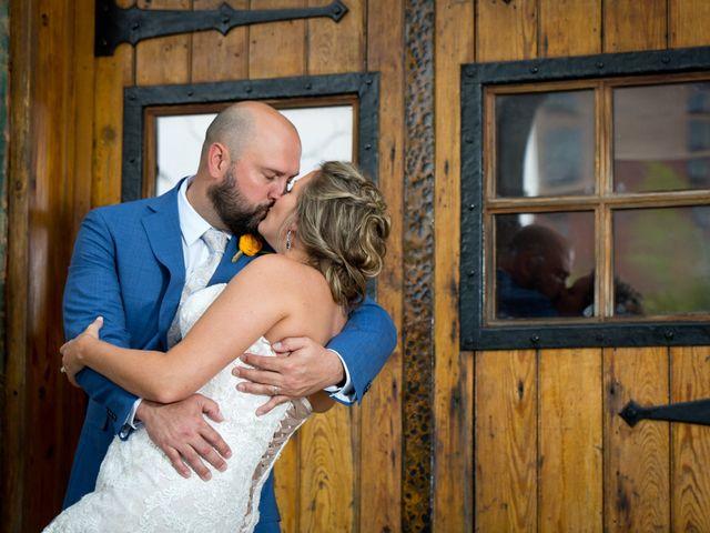 Zeke and Lindsey's Wedding in Greenville, South Carolina 1