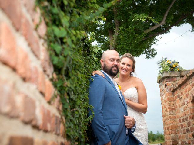 Zeke and Lindsey's Wedding in Greenville, South Carolina 7