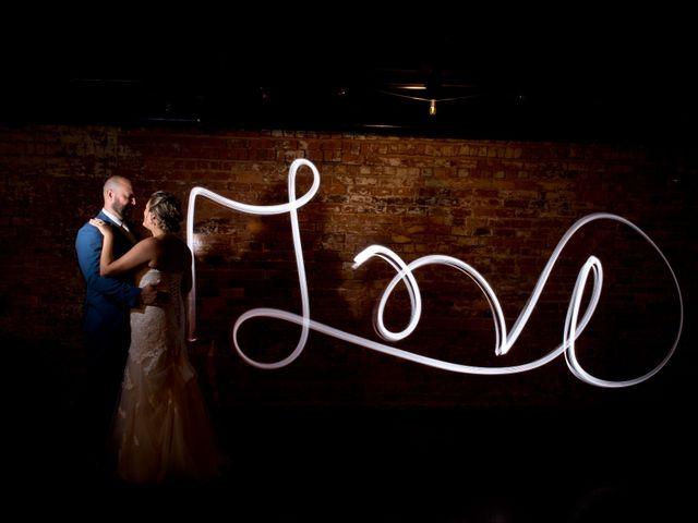 Zeke and Lindsey's Wedding in Greenville, South Carolina 8