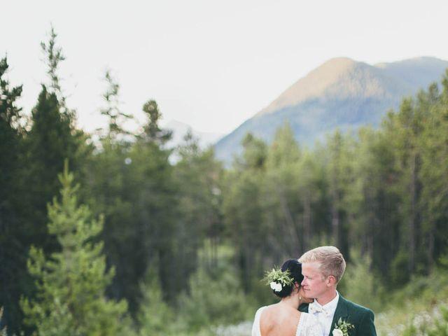 Ford and Missy's Wedding in West Glacier, Montana 5