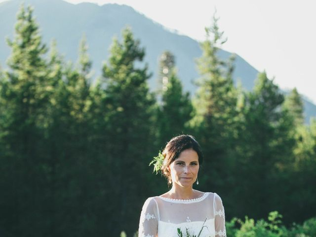 Ford and Missy's Wedding in West Glacier, Montana 17