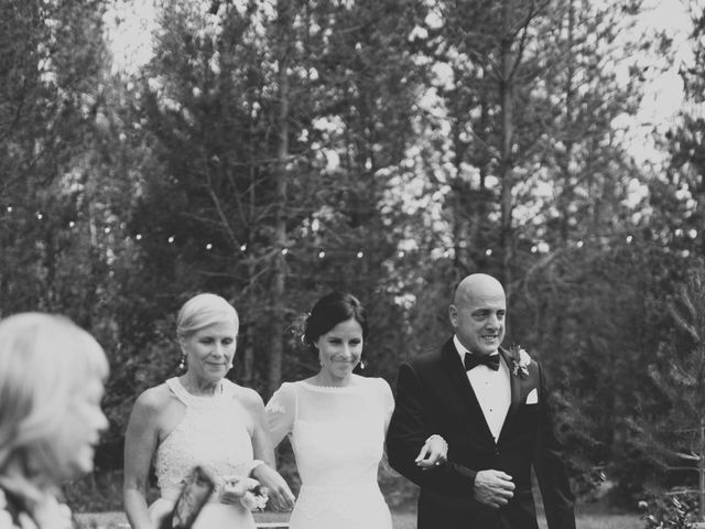 Ford and Missy's Wedding in West Glacier, Montana 48