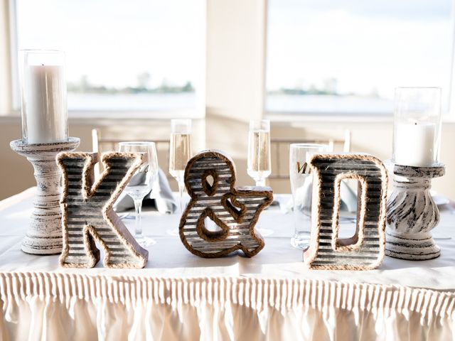 Dave and Katie's Wedding in Point Pleasant Beach, New Jersey 7