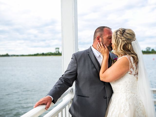 Dave and Katie's Wedding in Point Pleasant Beach, New Jersey 12